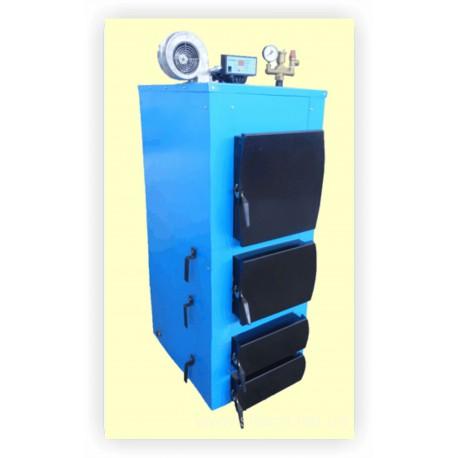 Ukrtermo 200 95 кВт твердотопливный котел длительного горения