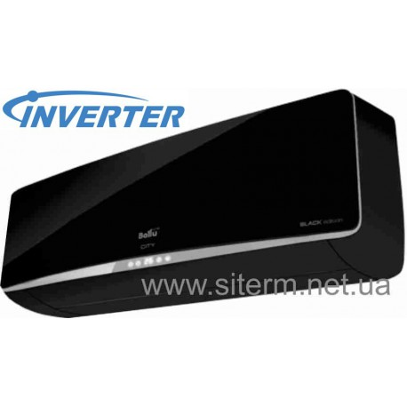 Кондиционеры Ballu серия BSEI-13HN1/Black Platinum Inverter