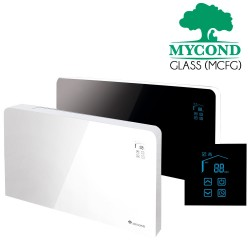 Фанкойл MYCOND GLASS MCFG-300T2 B/W