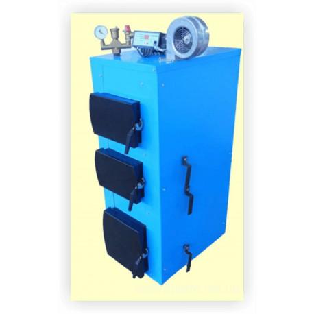 Ukrtermo 100 КТ-1Е 45 кВт твердотопливный котел длительного горения