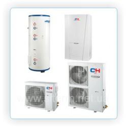 Тепловые насосы Unitherm CH-HP8.0SINK3