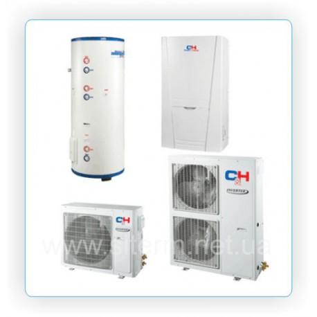 Тепловые насосы Unitherm CH-HP12SINM3 380 Вт