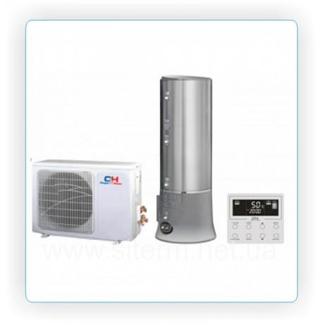 Тепловые насосы Cooper&Hunter CH-HP3.0SWHK/ WT200SW1.5EHK